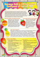 Encourage Fruit Intake and Develop Self Care Skill for Children (Chinese Version Only)