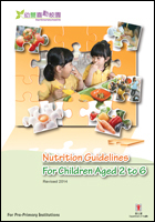 Nutrition Guidelines for Children Aged 2 to 6