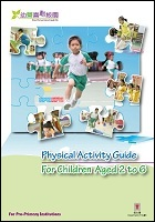 Physical Activity Guide for Children Aged 2 to 6